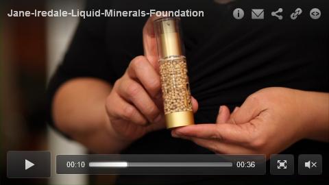 Jane Iredale - Liquid Minerals Foundation excrp