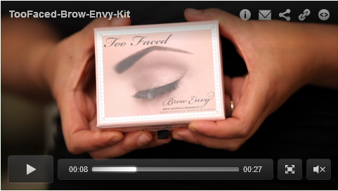 Too Faced - Brow Envy Kit excrp
