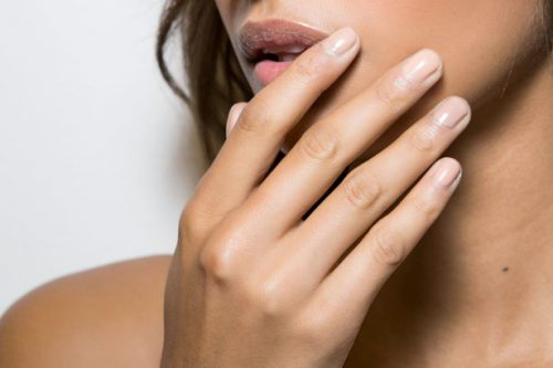 Mochaccino Nails Are In For Fall