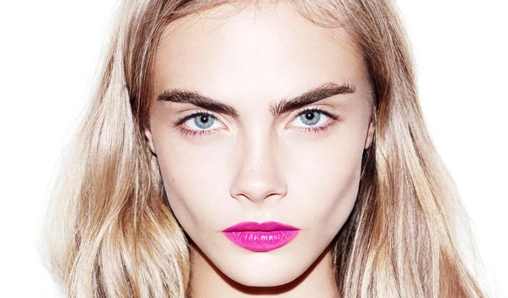 The Thick Eyebrow Trend