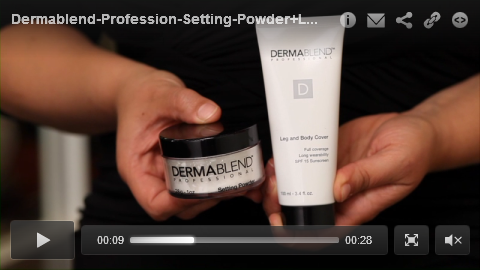 dermablend - professional setting powder excrp