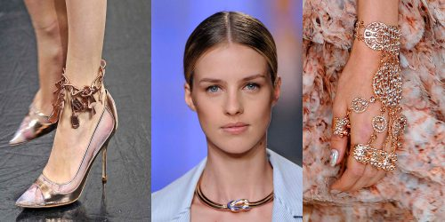 Rose Gold Is Everywhere This Season