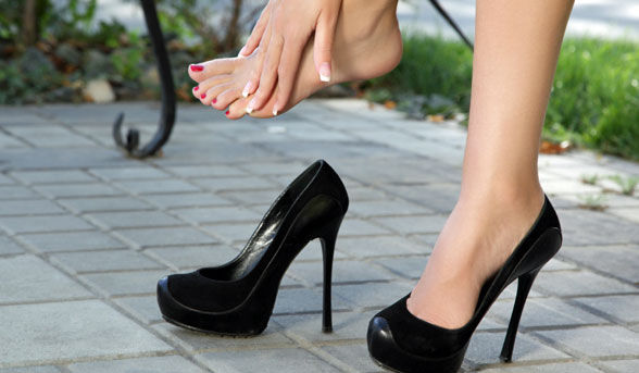 Avoid Subjecting Your Feet To Torture