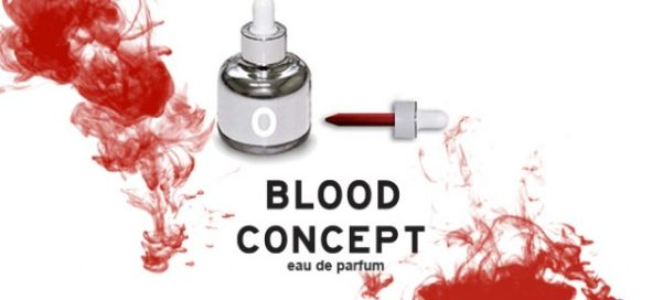 The New Blood Perfume