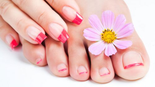 A Pedicure Shortcut For The Holiday Season