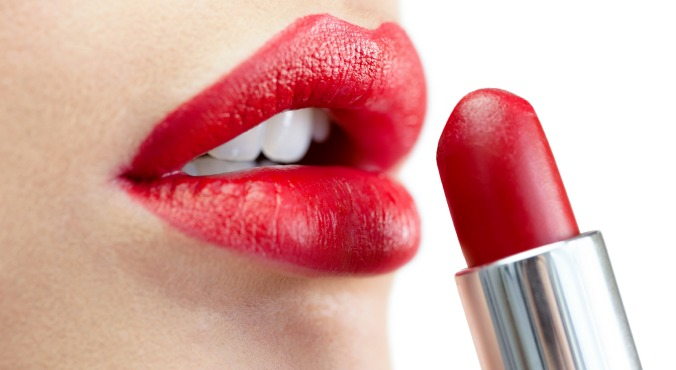 The Right Shade Of Red Lipstick