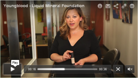 Youngblood - Liquid Mineral Foundation excrp