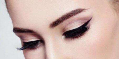 Move Over, Black Eyeliner