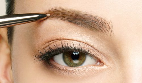 Skip The Pencil When Defining Your Brows