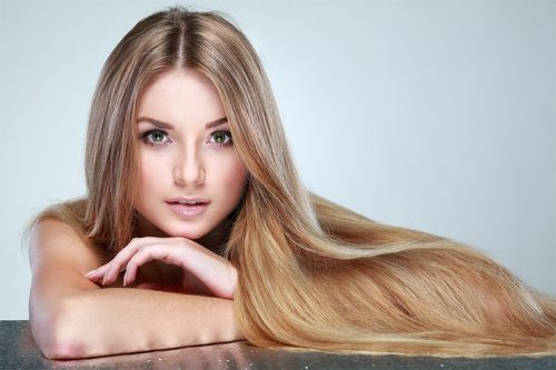 Secrets For Getting Shinier Hair