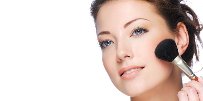 How To Handle Cream Makeup