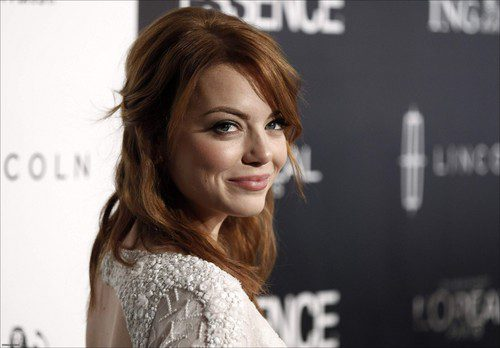An Eye Makeup Look To Steal From Emma Stone
