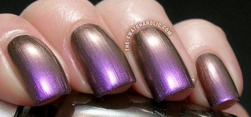 Metallic Polishes Go With Anything