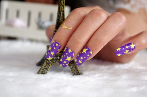 Mix Up Your Decal Manicure
