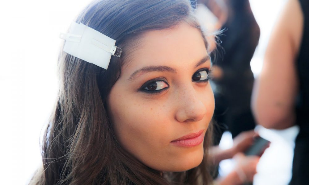 A New Way To Wear Eyeliner