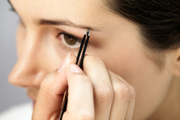 A Quick Fix For Over-Plucked Brows