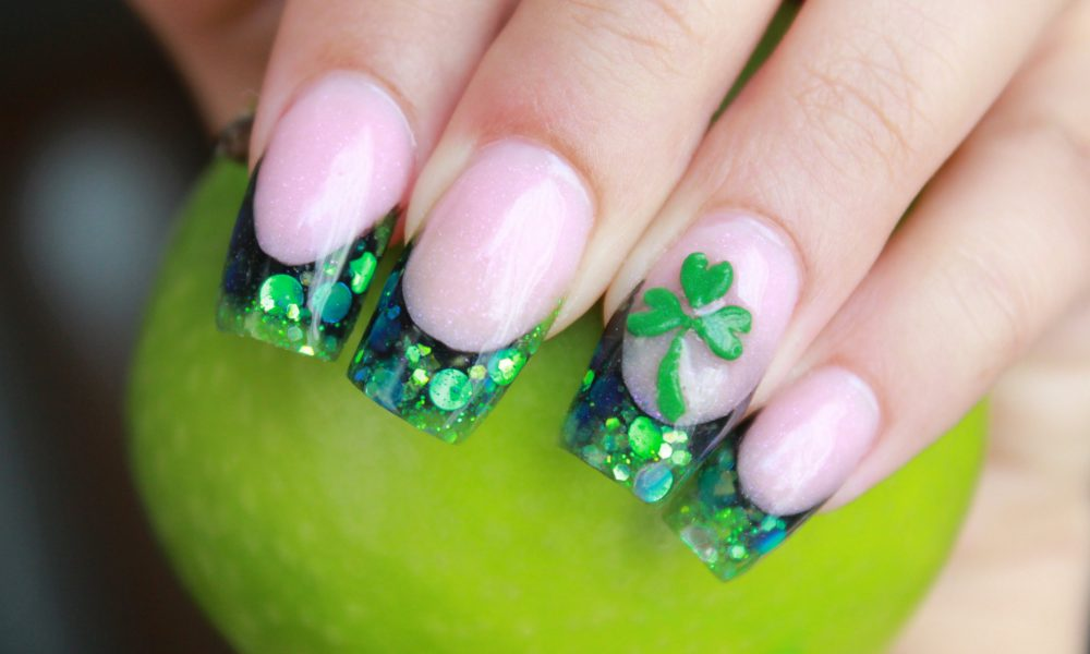 Deck Your Nails In St. Patrick's Day Colors And Designs