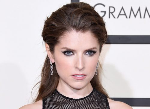 Steal Anna Kendrick's Summery Smoky Eye