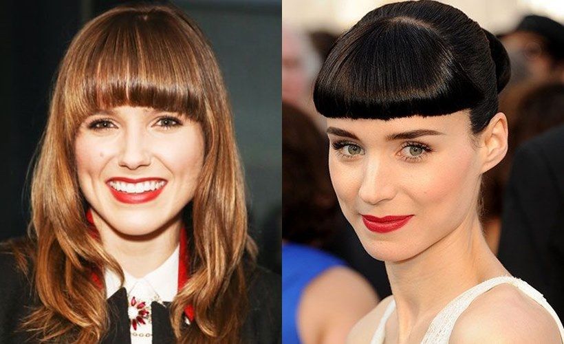 Three Easy Ways To Get Your Bangs Off Your Face