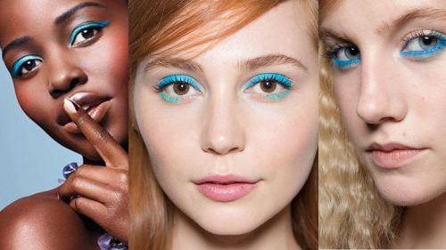 Turquoise Makeup Is Having A Serious Moment - How Will You Wear It?