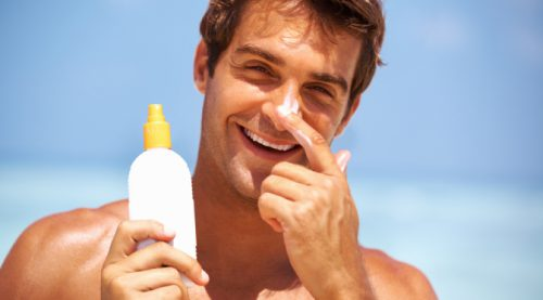 How To Get Your Guy To Wear Sunscreen