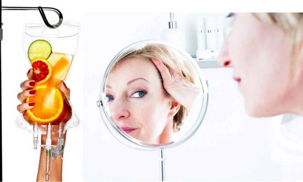 Would You Consider Undergoing Anti-Aging IV Treatments?