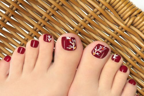 Have You Tried Embracing The Nail Art Trend On Your Toes?