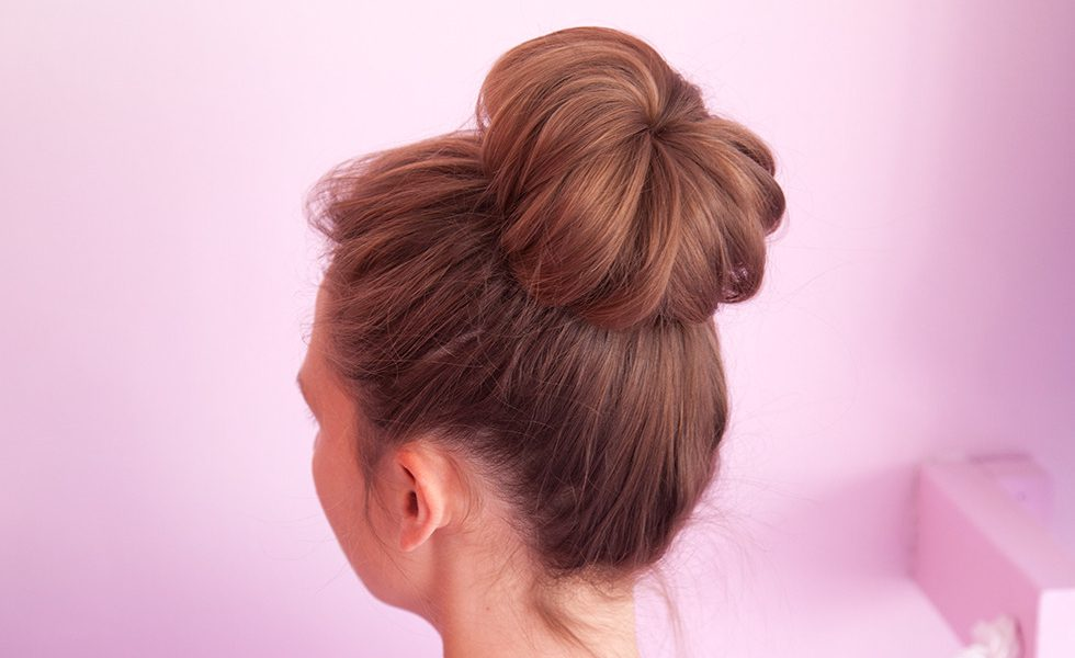 Get The Perfect Sock Bun In 3 Easy Steps