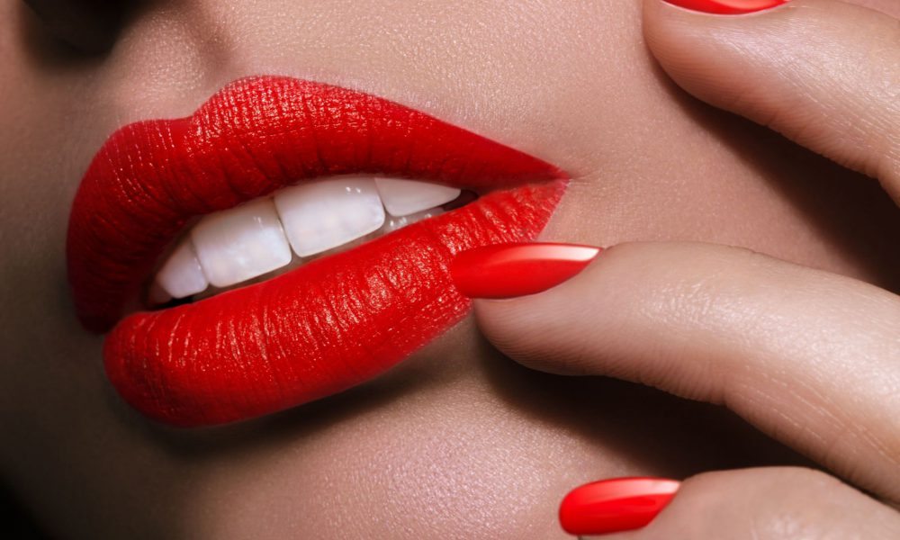 Want To Command The Room? Get Tips On How To Show Off Brilliant Red Lips