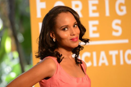 Steal Kerry Washington's Look From The Hollywood Foreign Press Association Luncheon