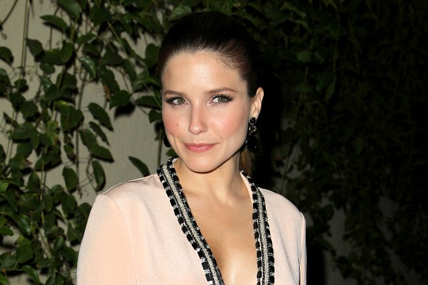 Sophia Bush Proves Pink Eyeshadow Is A Major DO At Songbirds' Album Party