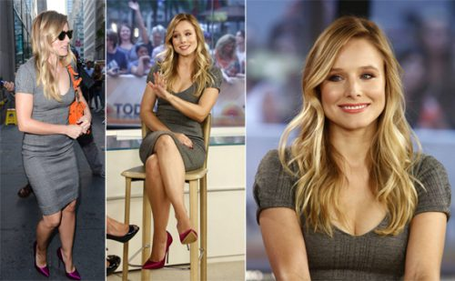 A Chic, Office-Appropriate Makeup Look To Steal From Kristen Bell