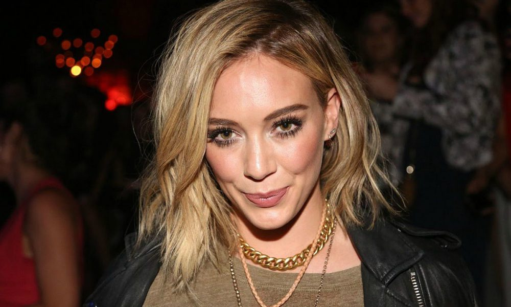 How To Get Hilary Duff's Bronze-All-Over Makeup Look