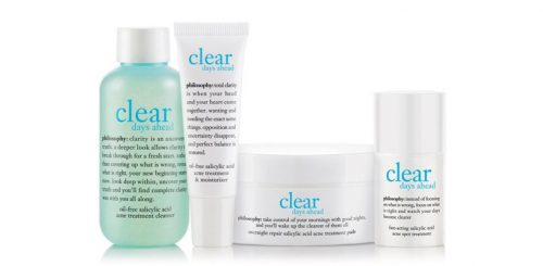Philosophy Clear Days Ahead Collection