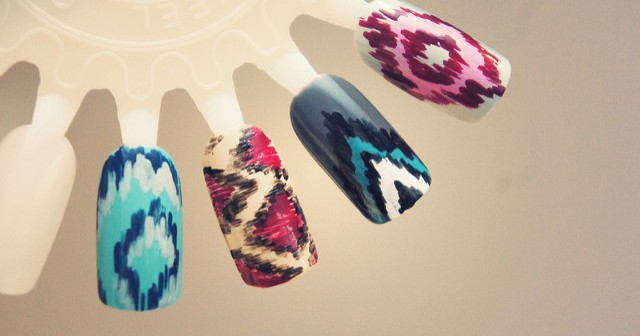 Have You Ever Heard Of Ikat Print?