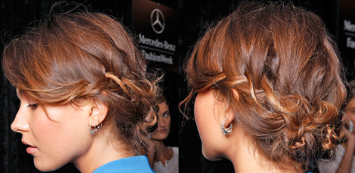 How To Create The Perfect Braided Bun