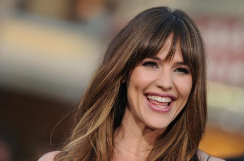 Want Hair That's As Straight As Jennifer Garner's?