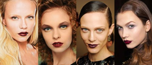 How To Pull Off Trendy Baroque-Inspired Lips