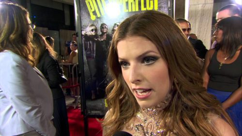 The Secret To Anna Kendrick's Big, Bright Eyes At The Pitch Perfect Premiere