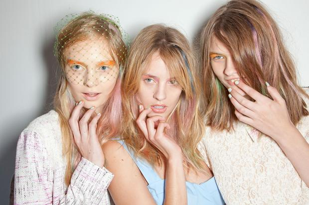 How To Get The Look Worn By Models At NYFW's Peter Som Show