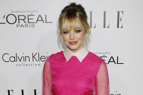 How To Master Emma Stone's Alluring, Smudged Eye Look