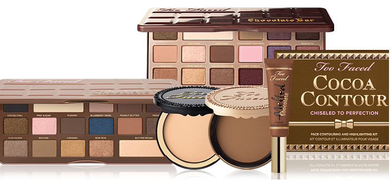 Too Faced - All-New Fall Makeup Sets Have Arrived!
