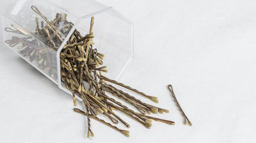 How To Make Your Bobby Pins A Whole Lot Cooler
