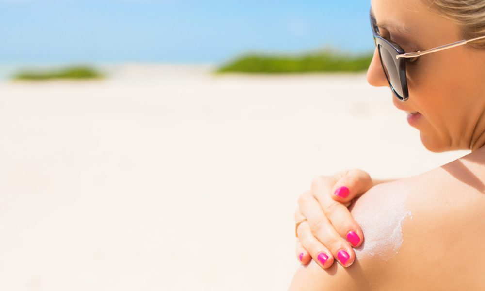 Have You Been Forgetting To Apply Sunscreen?