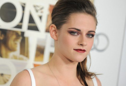 Sink Your Teeth Into Kristen Stewart's Vampy Style