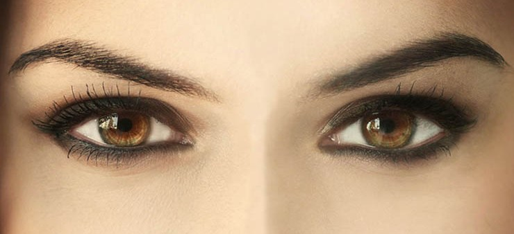Three Amazing Beauty Secrets For Brown Eyes