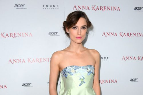 "How To Get Keira Knightley's Cat Eye Look From L.A.'S ""Anna Karenina"" Premiere"