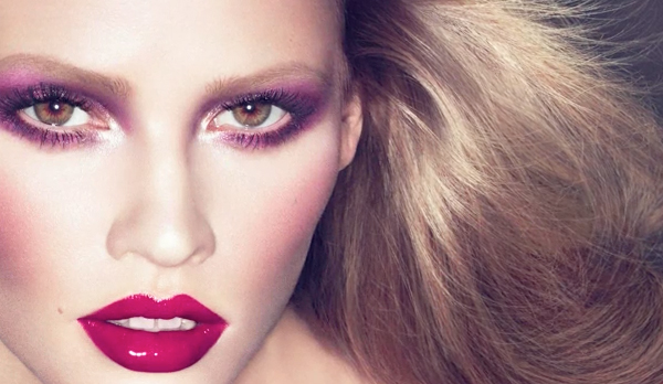 Three Secrets For Wearing Purple Eyeshadow This Spring