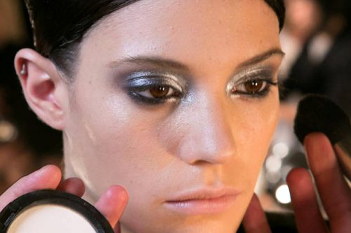 Three Hot Tips For Wearing Silver Eyeshadow Like A Pro