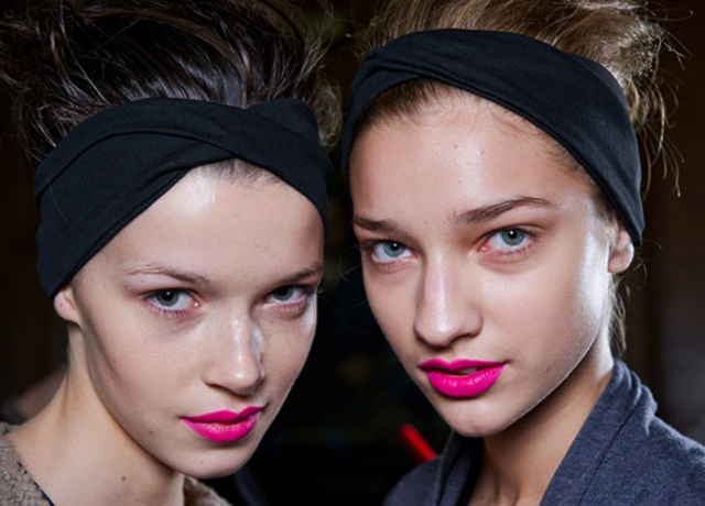 Secret Tricks For Being Fearless With Bold Colored Makeup
